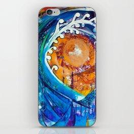 Aoukusai Wave iPhone Skin