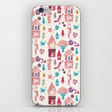 And I Was Daydreaming One Day... iPhone Skin