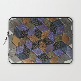 Tumbling Blocks #4 Laptop Sleeve