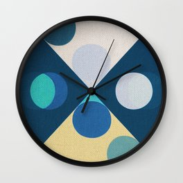 Frederick Hammersley 1 Wall Clock