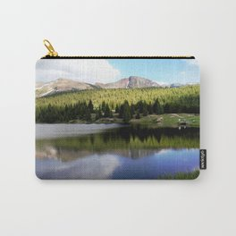 Andrews Lake, elevation 10,744 feet Carry-All Pouch