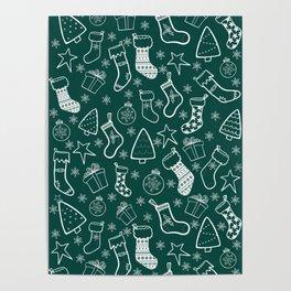 Christmas Stockings Poster