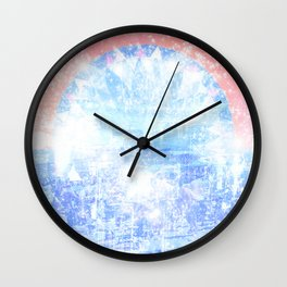 Unemployment - Dead Friends (Record Release Design#1) Wall Clock