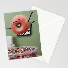 Party Like a Donut Stationery Cards