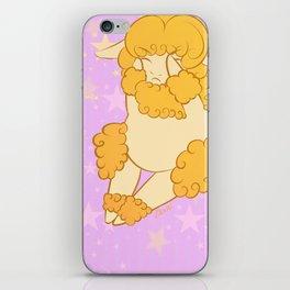 Golden Grump iPhone Skin