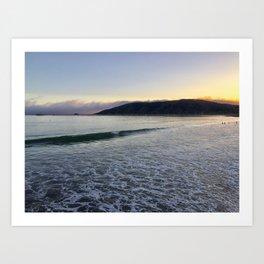 Avila Beach Serenity Art Print