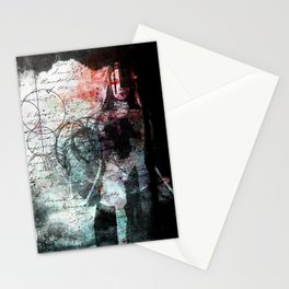 The Writing on the Wall Stationery Cards