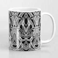 fleur de lis Mugs featuring Fleur De Lis by ArtLovePassion