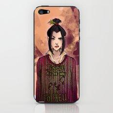 Jingle bells iPhone & iPod Skin