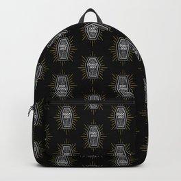 Dead end... (Black ver) Backpack