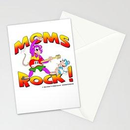 MOMS ROCK Stationery Cards