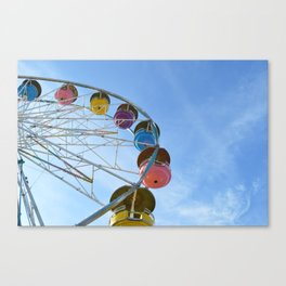 The Circle Game Canvas Print