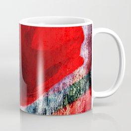 Red Poppy 157 Coffee Mug