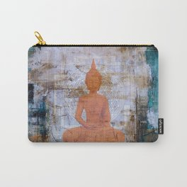 Buddha Mandala Carry-All Pouch