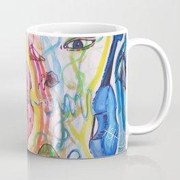 double bass party Coffee Mug