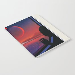 NASA Visions of the Future - Planet Hop from Trappist-1e Notebook