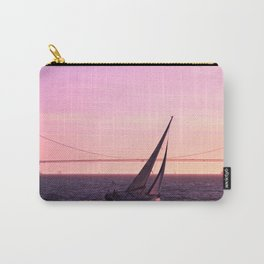 Sailing to sunset paradise Carry-All Pouch