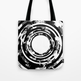 'UNTITLED #08' Tote Bag