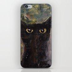 Ninja Cat iPhone & iPod Skin