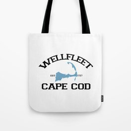 Wellfleet, Cape Cod Tote Bag