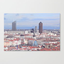 Without wheel Canvas Print