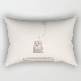 Tea Rectangular Pillow