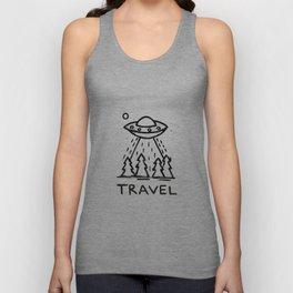 Travel Unisex Tank Top