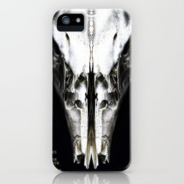 It Takes a Lot of Work to Look this Good. iPhone Case