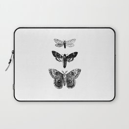 Vintage Butterflies Laptop Sleeve