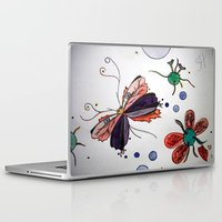 evolution Laptop & iPad Skins featuring Evolution by Sharixon