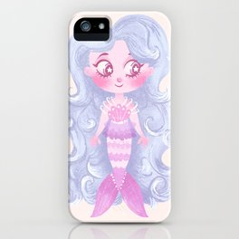 Candy Mermaids: Candy Floss iPhone Case