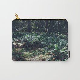 Undergrowth - Olympic National Park II Carry-All Pouch