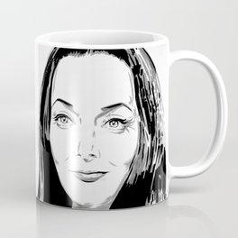 Gomez and Morticia Coffee Mug