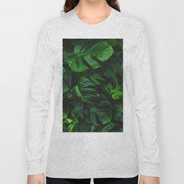 Green Design Long Sleeve T-shirt
