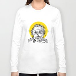 St. Einstein Long Sleeve T-shirt