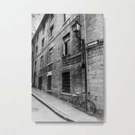 Rue Saint-Jean Baptiste Metal Print