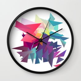 POTENTIAL DREAM (Abstract) Wall Clock