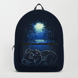 Peaceful Sleepy Koala Bear Backpack