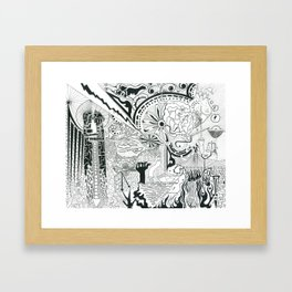 Two Years Later Framed Art Print