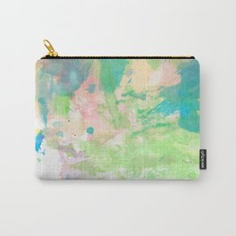 Watercolor Rag Carry-All Pouch