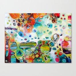 Sacred Waters Canvas Print
