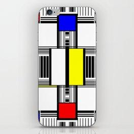 Rachna Bauhaus 1 iPhone Skin