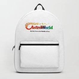 Astroworld logo Backpack