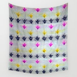 Tres Colores Peces Wall Tapestry