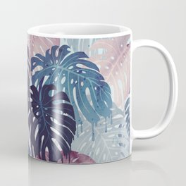 Monstera Melt Coffee Mug