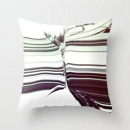 Cliffhanger Throw Pillow