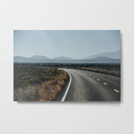 Early Morning Horizon. American Roadtrip. Arizona, United States of America. Fine Art Travel Print. Wall Art. Metal Print