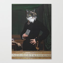 Aristocat Canvas Print