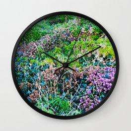 LES LANDES  Wall Clock