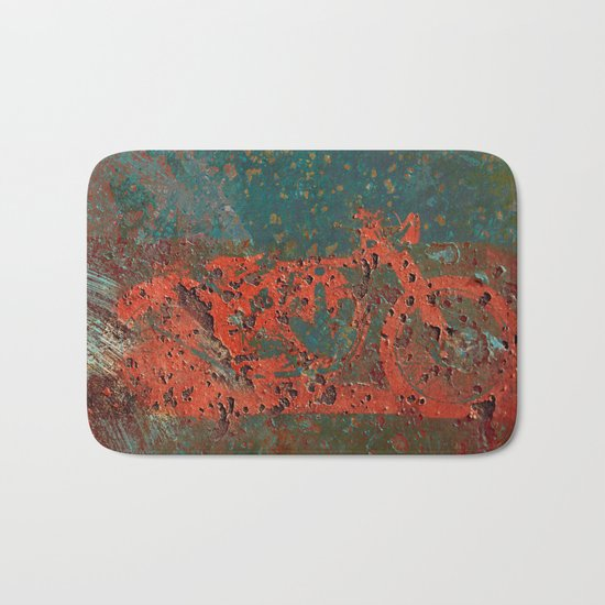 Corrosive Speed Bath Mat